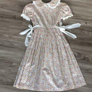 Jacadi Girl's Floral Print Dress